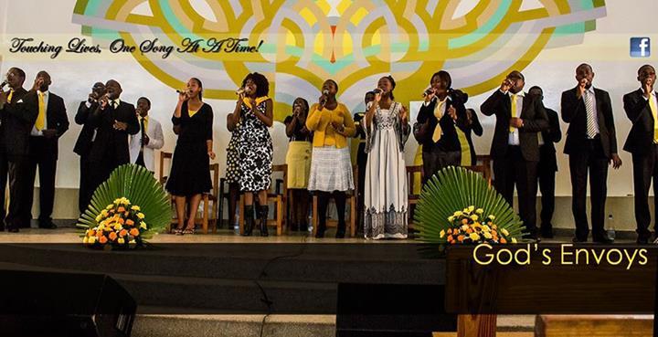 God's Envoys
